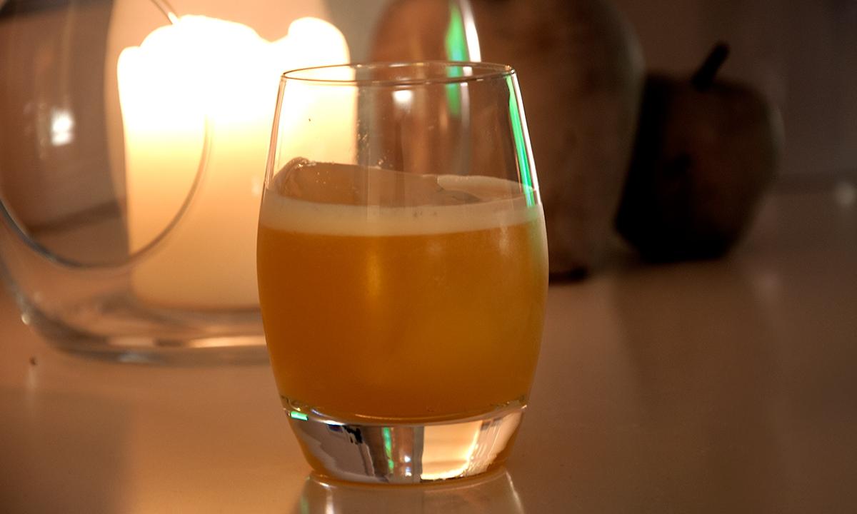 Fredagsdrinken: Whisky Sour